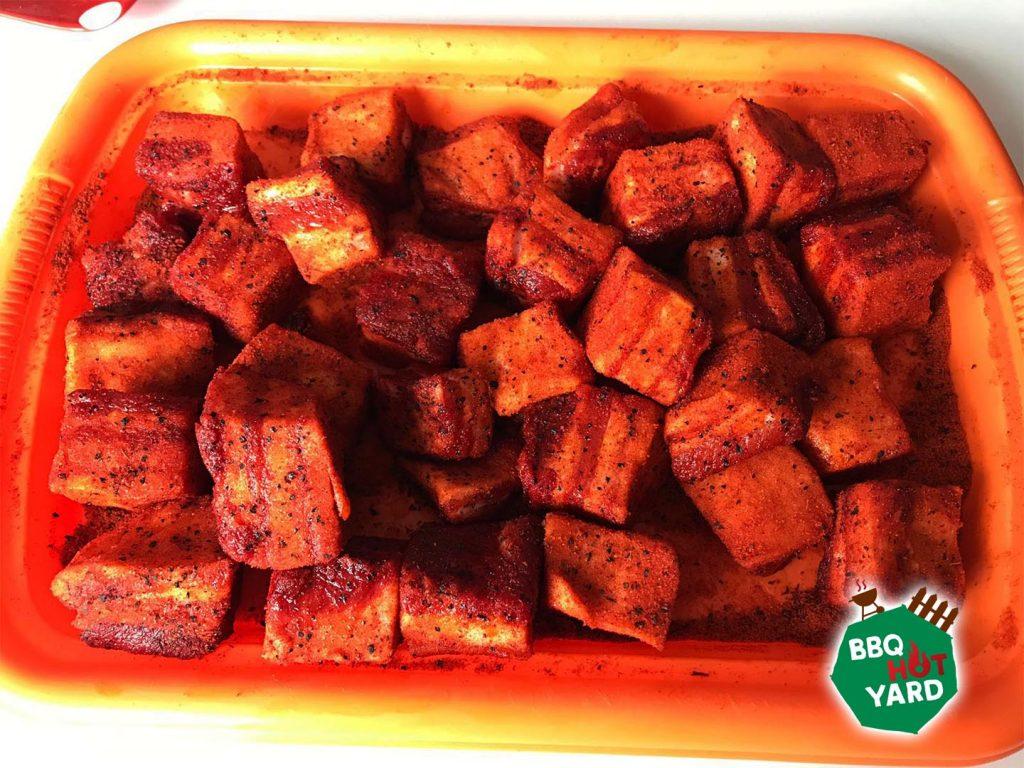 Pork Belly Burnt Ends - najbolje grickalice ikad 4