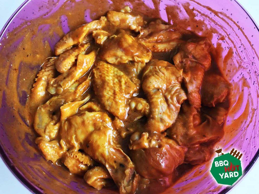 BBQ pileća krilca koja zaslužuju epitet BBQ 9