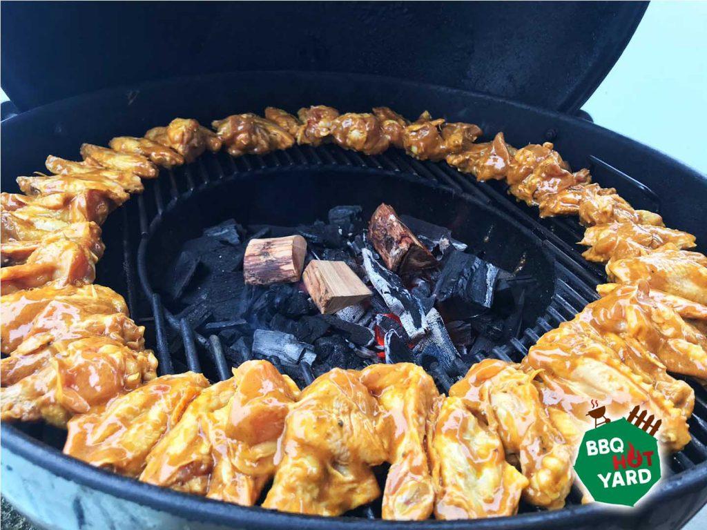 BBQ pileća krilca koja zaslužuju epitet BBQ 10