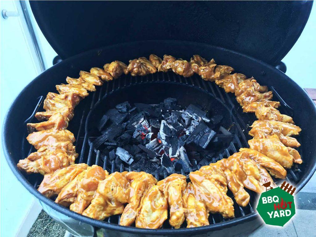 BBQ pileća krilca koja zaslužuju epitet BBQ 11