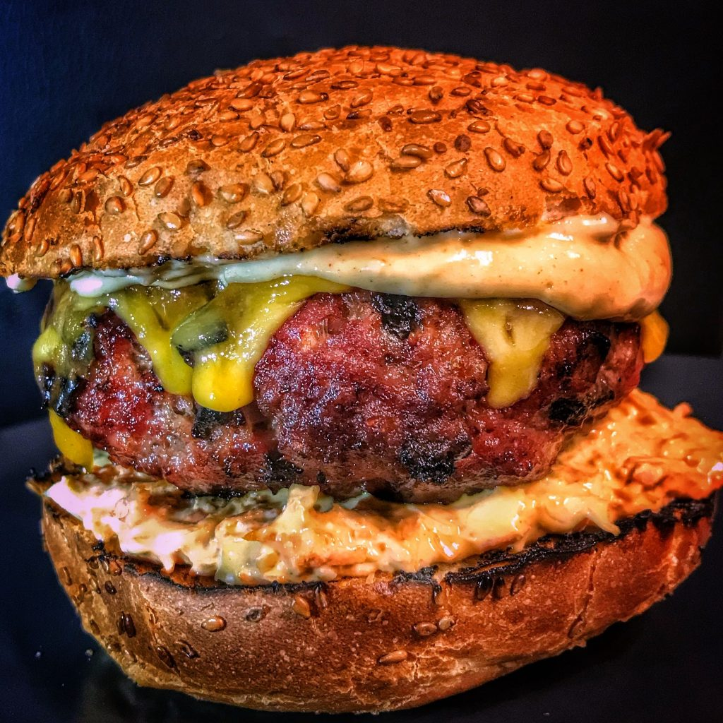 BBQ Beast Burger