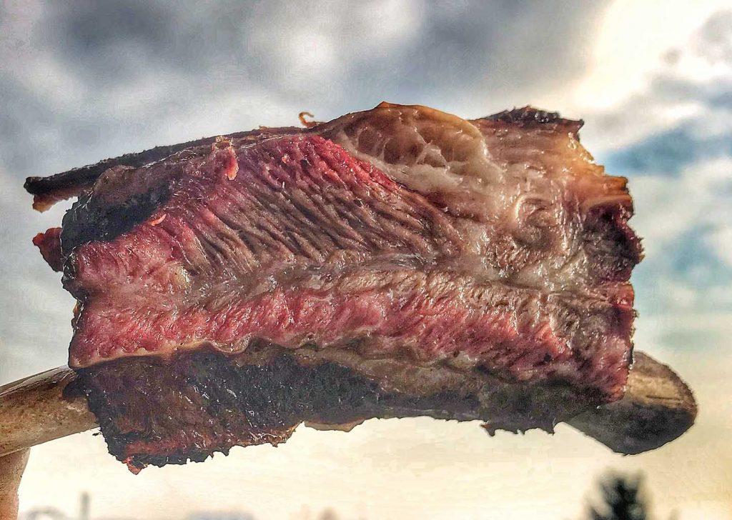 Texas style Beef ribs