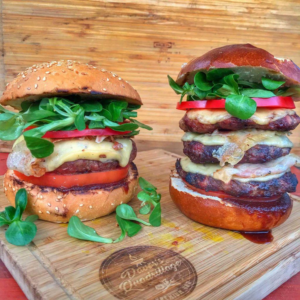 Texas Tower Burger