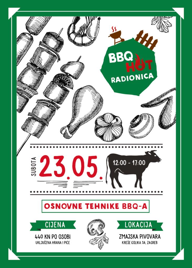BBQ Radionica - Osnovne BBQ tehnike - 23.05.2020. 1