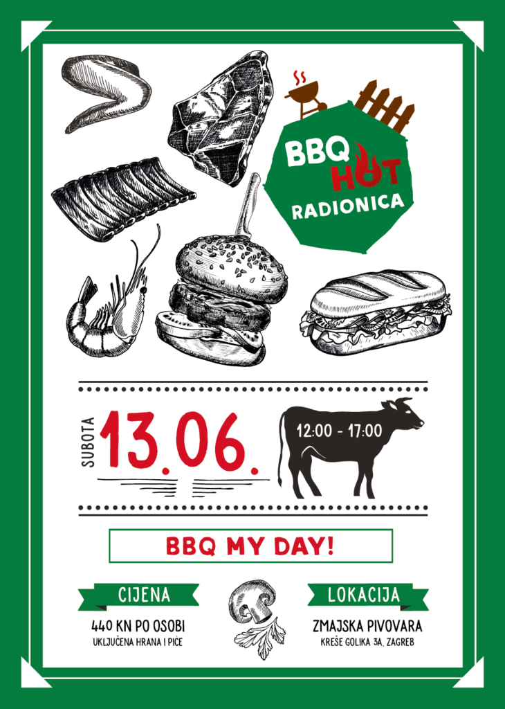 BBQ Radionica - BBQ my day! - 13.06.2020. 1