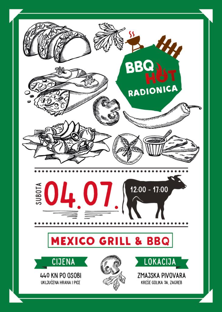 BBQ Radionica - Mexico grill & BBQ 04.07.2020. 1