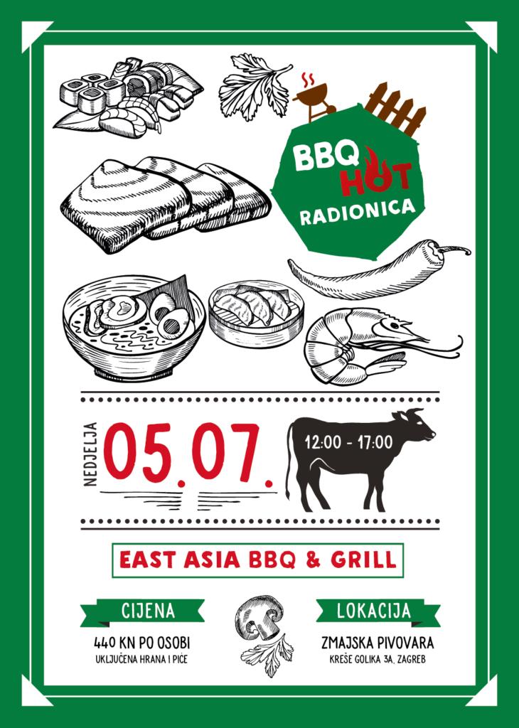 BBQ Radionica - East Asia Grill & BBQ - 05.07.2020. 1