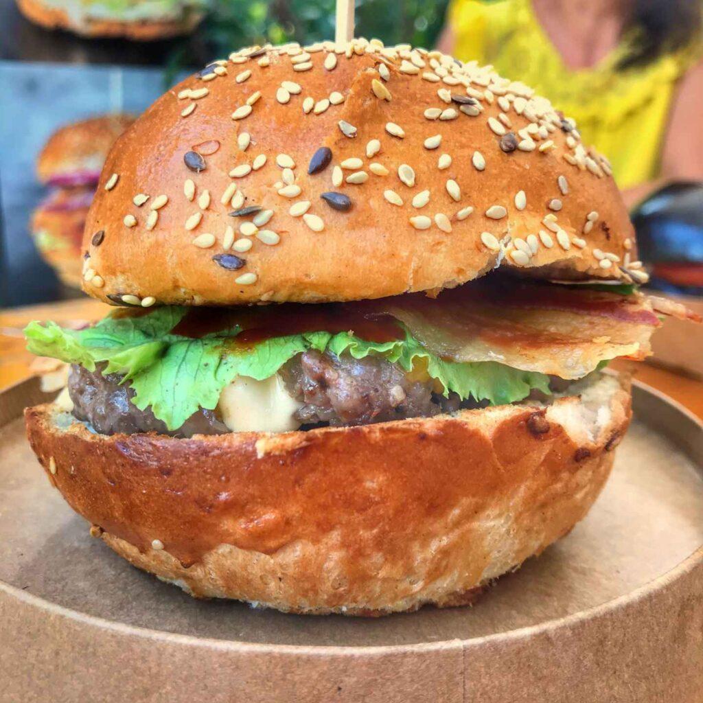 Rougemarin - Cheeseburger