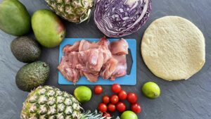 Havajski Huli Huli tacosi - recept 2
