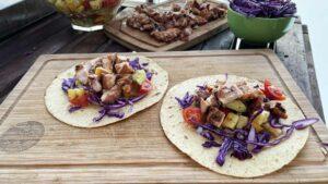 Havajski Huli Huli tacosi - recept 14