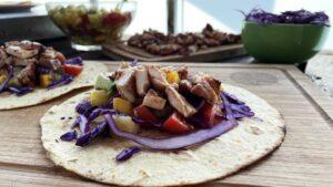 Havajski Huli Huli tacosi - recept 16