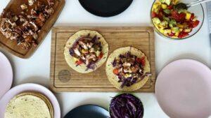 Havajski Huli Huli tacosi - recept 17