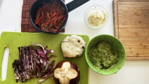 Burger od puretine s guacamole umakom - recept 8