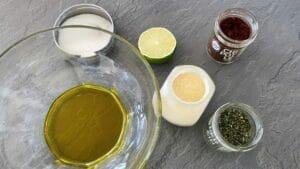Salata od lignji s kvinojom i mangom - recept 2