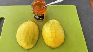 Salata od lignji s kvinojom i mangom - recept 4