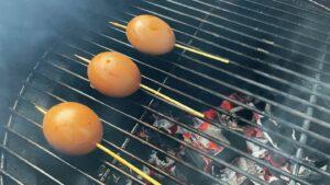 You need balls to BBQ an egg - Jaja s roštilja 15