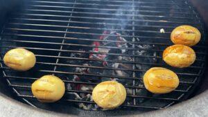 You need balls to BBQ an egg - Jaja s roštilja 20
