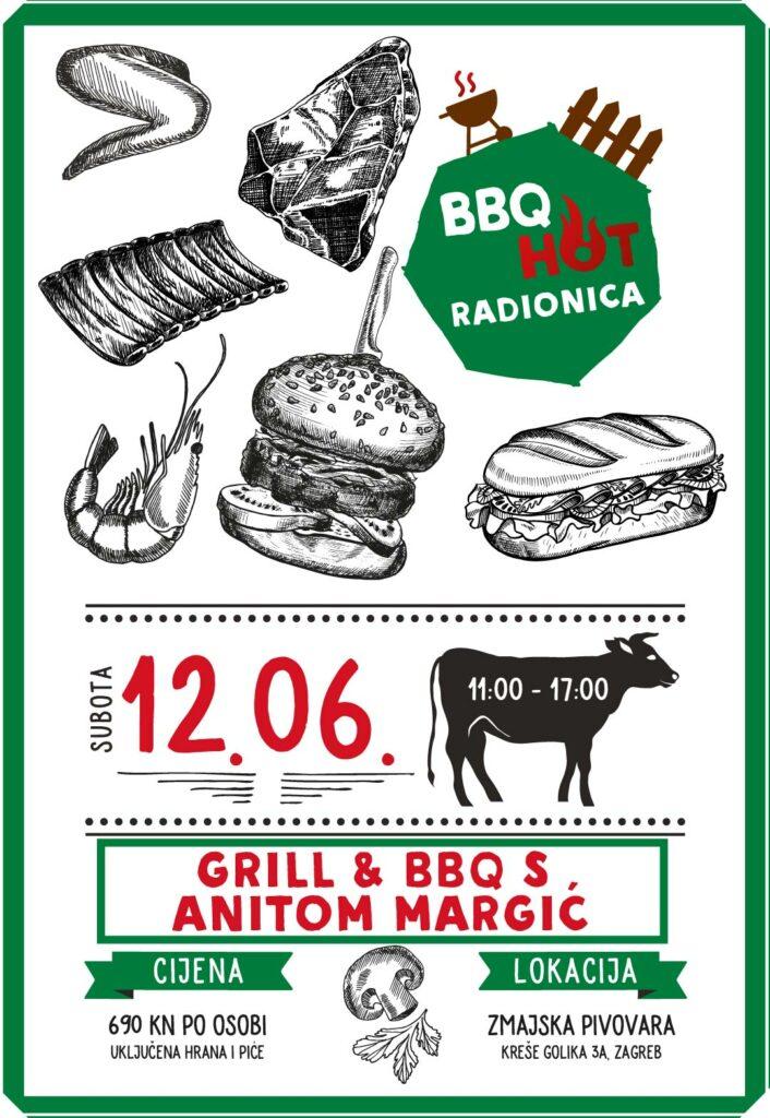 Grill & BBQ radionica s Anitom Margić : Turopolje i Posavina - 12.06.2021. 1