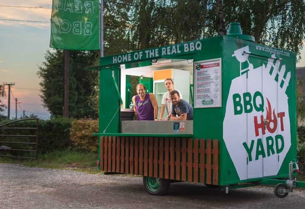 BBQ Hot Yard Food Truck - Tjedni meni 18.10.2021. - 22.10.2021. 2