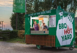 BBQ Hot Yard Food Truck - Tjedni meni 18.10.2021. - 22.10.2021. 1